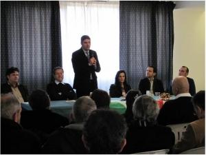 22 gennaio 2011 - Incontro a Poggio dei Pini.