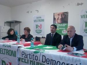 Aprile 2008 - Presentazione dei candidati a San Sperate